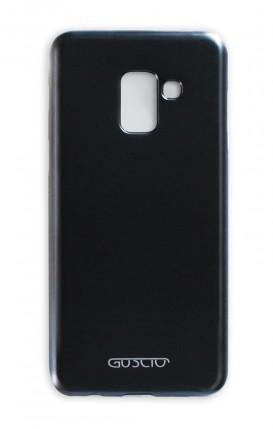 Cover Oli Case Samsung A8 2018 Black - Neutro