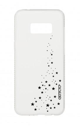 Cover Diamonds Samsung S8 TPU TRS - Cascata di stelle