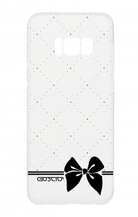 Cover Diamonds Samsung S8Plus TPU TRS - Fiocchetto