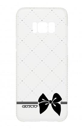 Samsung S8Plus Diamonds cover - Drag Bow