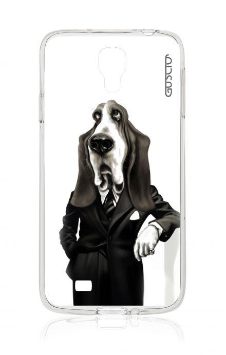 Cover Samsung Galaxy S4 - Cane elegante