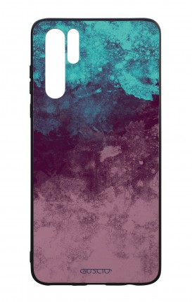 Huawei P30PRO WHT Two-Component Cover - Mineral Violet