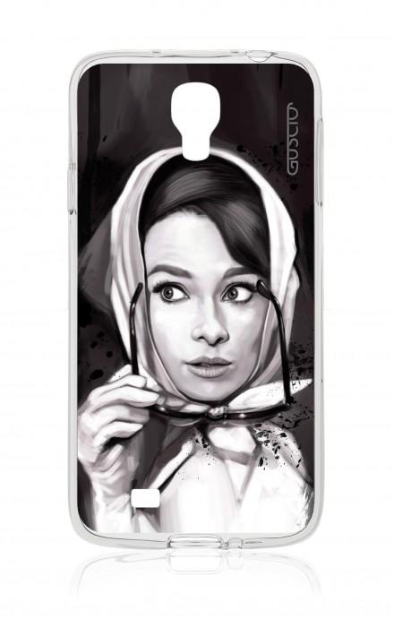 Cover Samsung Galaxy S4 GT i9500 - Audrey Foulard