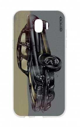 Cover Samsung J4 - Muscle Car