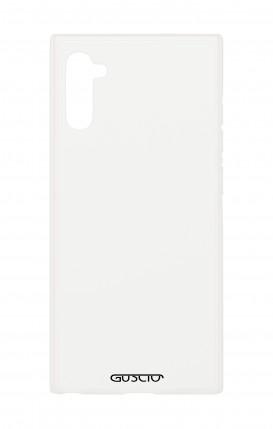 Cover Crystal Samsung Note 10 Trasparente - Logo