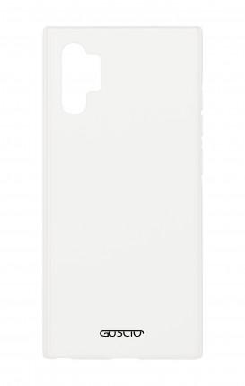 Cover Crystal Samsung Note 10 PLUS Trasparente - Logo