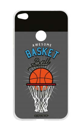 Cover HUAWEI Y6 PRO 2017 - Basket Ball