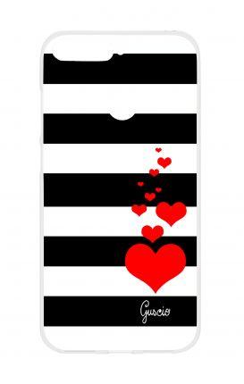 Cover HUAWEI Y6 2018 Prime - Loving Stripes