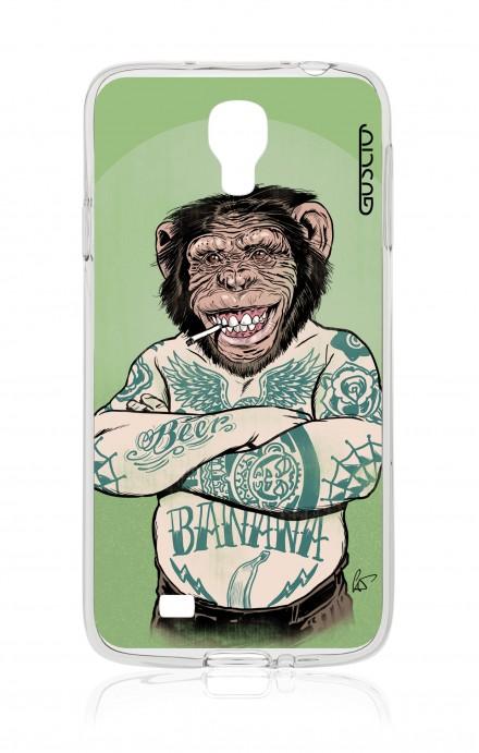 Cover Samsung Galaxy S4 - Scimmia tatuata
