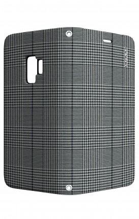 Case STAND Samsung A6 - Glen plaid