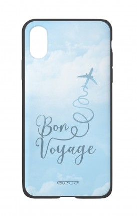 Apple iPhone XR Two-Component Cover - Bon Voyage