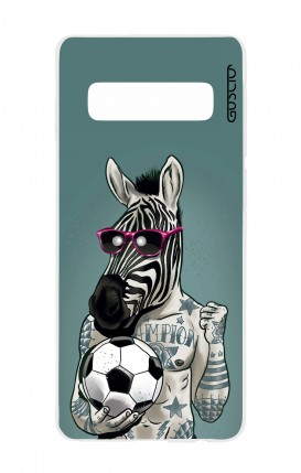 Case Samsung S10Plus - Zebra