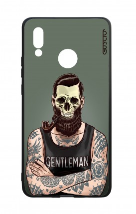 Huawei P20Lite WHT Two-Component Cover - Another Gentleman
