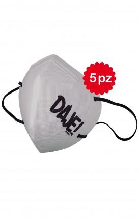 TNT protective mask (5 Pcs) - Daje!