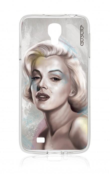 Cover Samsung Galaxy S4 GT i9500 - Portrait Marilyn