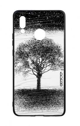Huawei P20Lite WHT Two-Component Cover - INK Tree