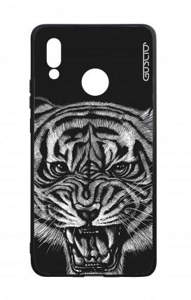 Cover Bicomponente Huawei P20Lite - Tigre nera