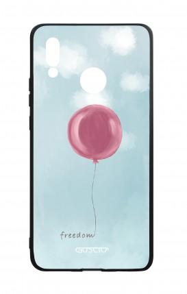 Cover Bicomponente Huawei P20Lite - palloncino della libertà