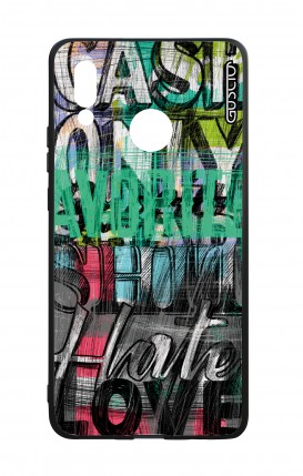 Cover Bicomponente Huawei P20Lite - Cash Only