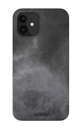 """Soft Touch Case Apple iPhone 12 PRO 5.4"""" - Grey City"""