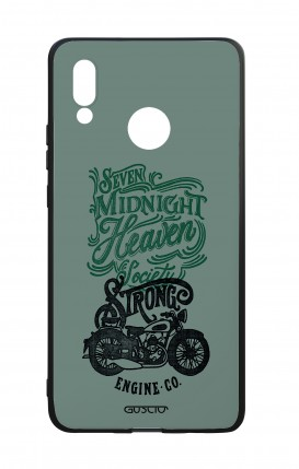 Cover Bicomponente Huawei P20Lite - Strong Engine