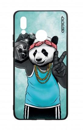 Cover Bicomponente Huawei P20Lite - Panda anni '80