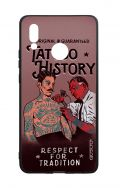 Cover Bicomponente Huawei P20Lite - Tattoo History