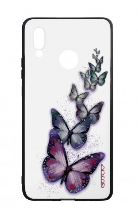 Cover Bicomponente Huawei P20Lite - Volo di farfalle