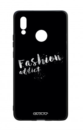 Huawei P20Lite WHT Two-Component Cover - Fashion Addict