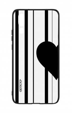 Huawei P20 WHT Two-Component Cover - Half Heart