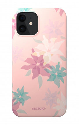 "Soft Touch Case Apple iPhone 12 PRO 5.4"" - Soft Flower"