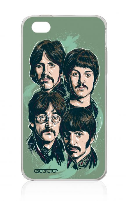 Cover Apple iPhone 4/4S - The Beatles