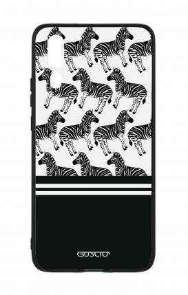 Cover Bicomponente Huawei P20 - Zebre bianconere