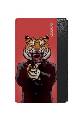 Portacarte universale - Tigre armata