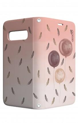 Cover STAND Samsung S10e - 3 Palloncini rosa