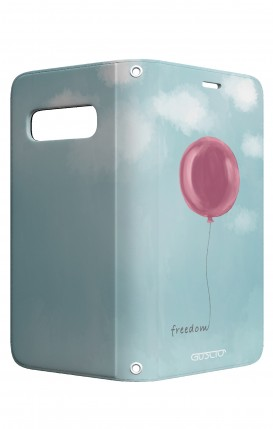 Case STAND VStyle Samsung S10Plus - Freedom Ballon