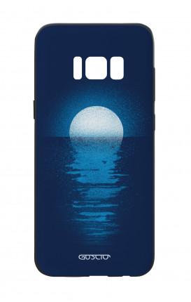 Cover Bicomponente Samsung S8 - Luna e Riflesso