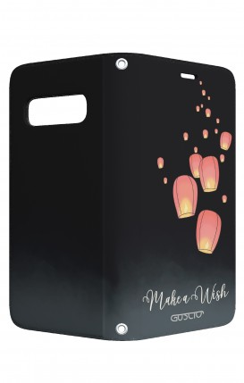 Case STAND VStyle Samsung S10Plus - Make a wish