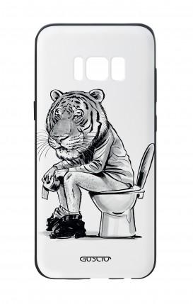 Case STAND VStyle Huawei P30 Lite - Zebra