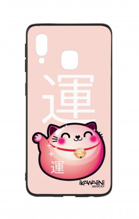 Samsung A20e Two-Component Cover - Japanese Fortune cat Kawaii