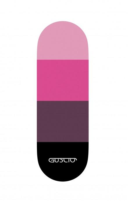 Phone grip - Pink Stripes