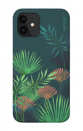 "Soft Touch Case Apple iPhone 12 PRO 5.4"" - Jungle"