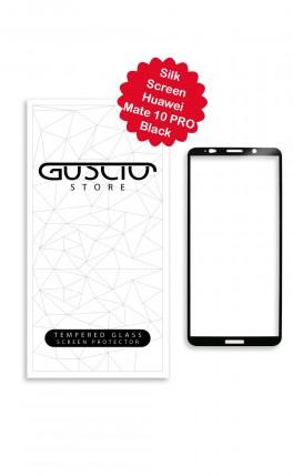 Tempered Glass SilkScreen Huawei Mate10 PRO BLK - Neutro