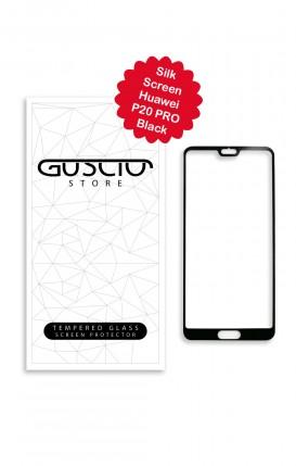 Tempered Glass SilkScreen Huawei P20 PRO BLK - Neutro