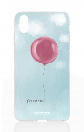 Cover Apple iPhone XS MAX - palloncino della libertà