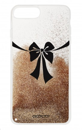 Cover GLITTER Liquid Apple iPhone 6/6s/7/8 Plus GOLD - Fiocco