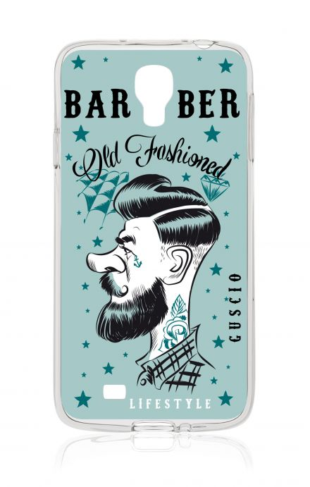 Cover Samsung Galaxy S4 GT i9500 - Barber lifestyle