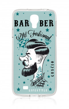 Cover Samsung Galaxy S4 - Barber lifestyle