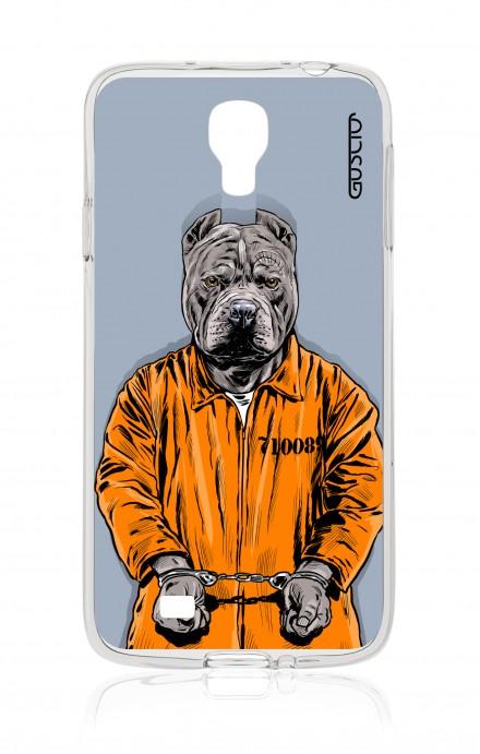 Cover Samsung Galaxy S4 - Cane carcerato