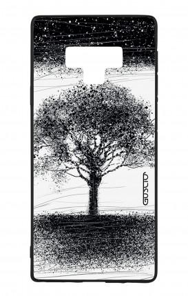 Cover Bicomponente Samsung Note 9 WHT - Albero della vita nuovo